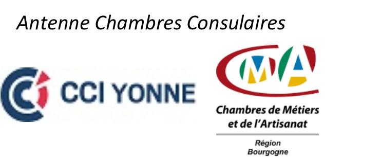 Antenne Consulaire CDT CCI YONNE - CMA Bourgogne- Tonnerre