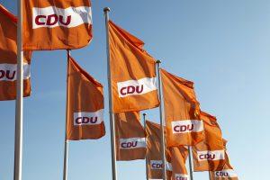 CDU Fahnen