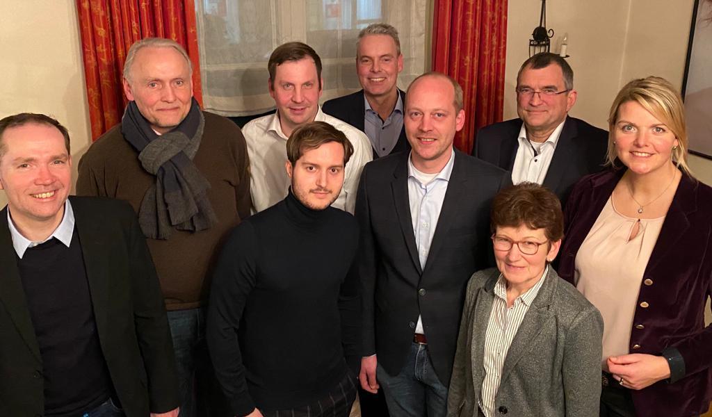 CDU Laer und Holthausen setzt auf Erneuerung