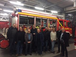 Zu Besuch bei der Freiwilligen Feuerwehr: Unsere Feuerwehr ist unverzichtbarer Bestandteil der Stadt Neustadt in Holstein!