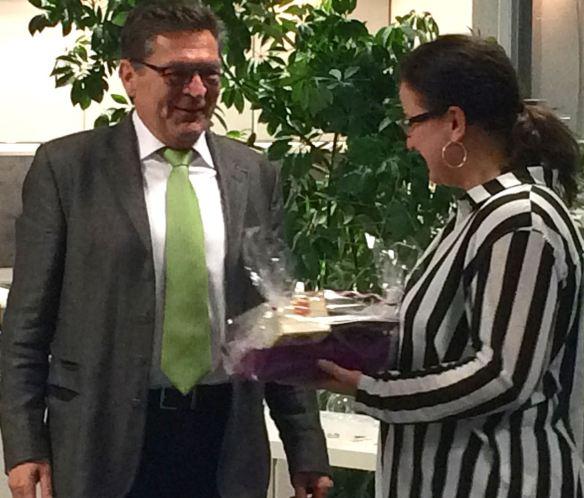 Harald Heinze und Ursel Scheurer