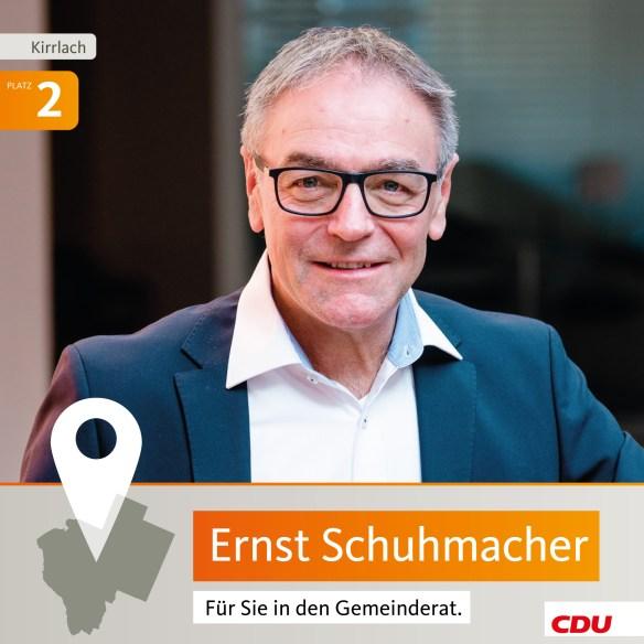 Ernst Schuhmacher