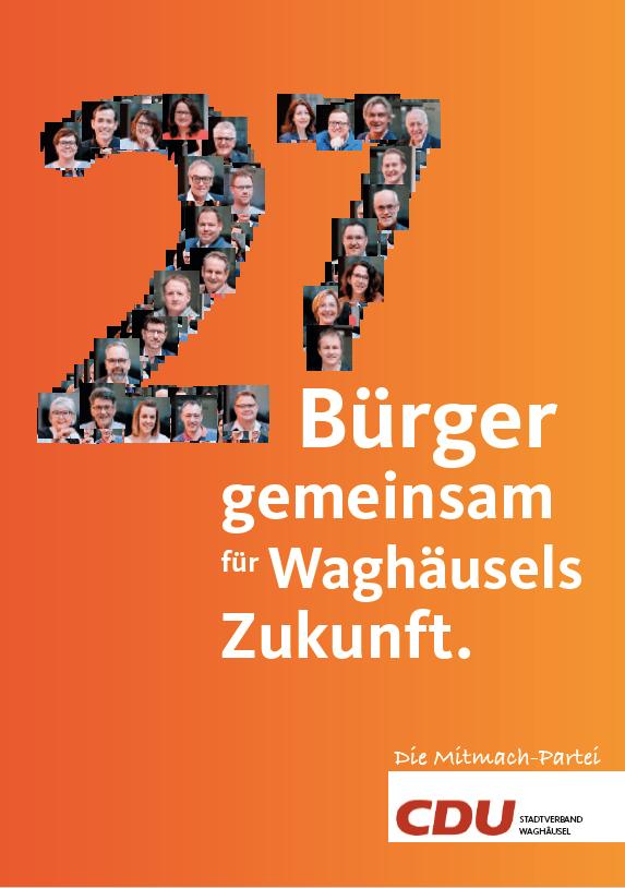 CDU Waghäusel