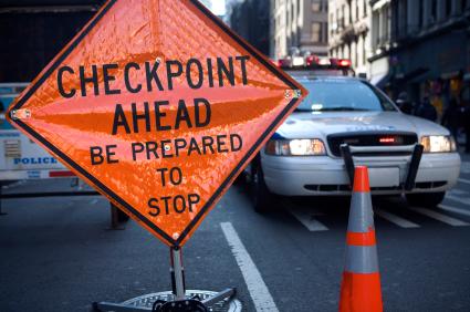 NO Checkpoints!!!