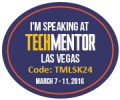 I'm Speaking at TechMentor!