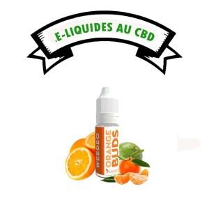 E-liquides au CBD