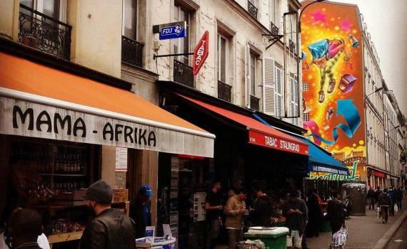 Tabac place Stalingrad Paris