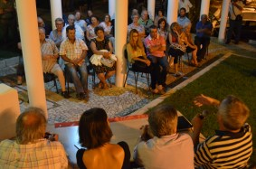 Acto público com a deputada Rita Rato