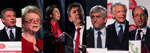 Présidentielles 2012 : 7 candidats présentent leurs engagements pour l'écologie