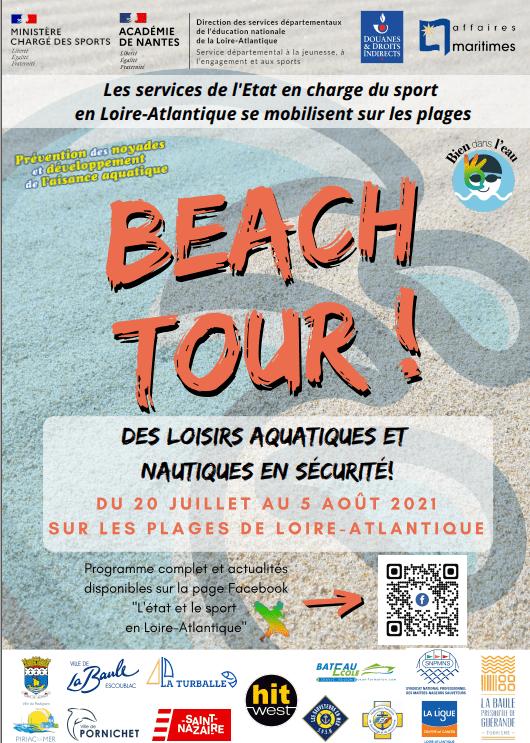 Beach tour 2021
