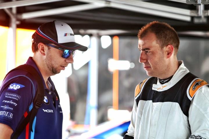CDW Motorsport Ginetta Drive Days pro drivers