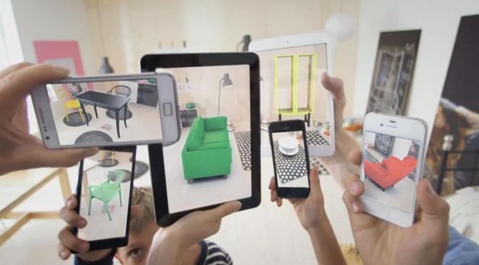 Exercise with Augmented Reality