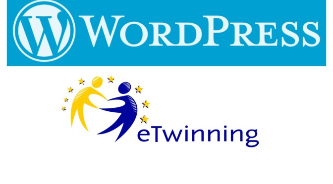 How to use the WordPress and eTwinning