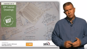 SIPS Planning, Business Science, and Layout Drawings - Lessons 3, 4 & 5