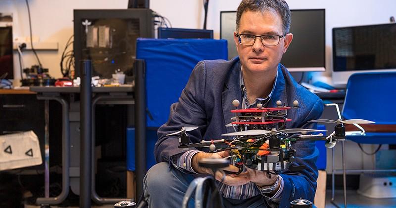 Robotics on the Rise