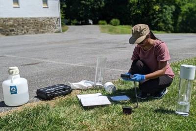 environmental eng field experiment