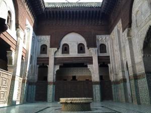 Madrasa Bouanania