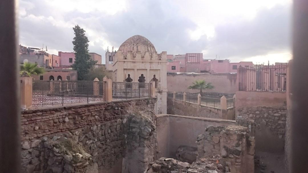 ben yusuf mausoleum