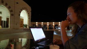 Abend im Islamischen Kulturzentrum