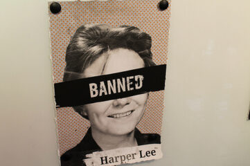 photo of Harper Lee, author, To Kill a Mockingbird