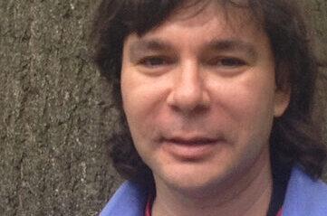 photo of author Jacob Appel