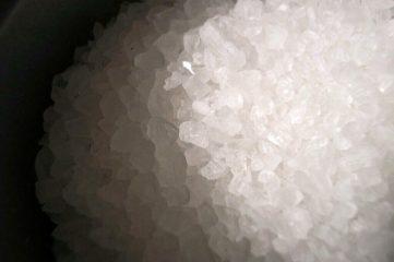 photo of rock salt