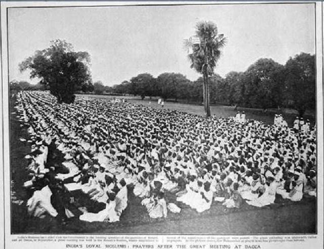 1905 prayer of thanks