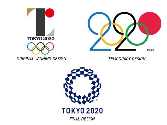 Tokyo 2020 Emblems