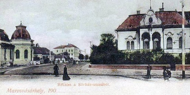 Albert Bürger, omul care a adus curentul în Târgu Mureș
