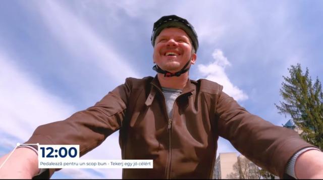 Primarul Soós privind cu bucurie spre o amendă (foto+video)