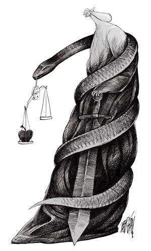 Judecătorii violatori