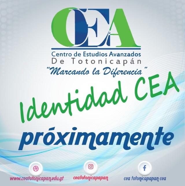 Identidad CEA 2017