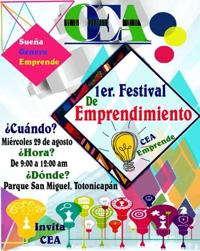 1er. Festival de emprendimiento