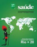 Rio+20: Saúde, ambiente e sustentabilidade