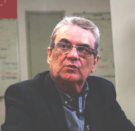 """Entrevista: Paulo Amarante. """"É a cultura que faz pessoas demandarem manicômio, exclusão, limitação"""""""