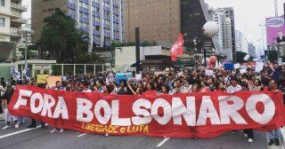 Com avaliação positiva das manifestações, Campanha Fora Bolsonaro reafirma a convocação de atos no 24 de julho