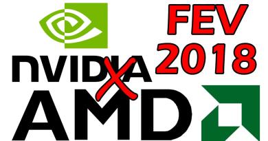 NvidiaxAMD - Preco