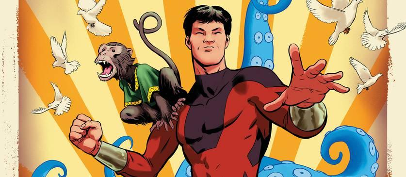 Foto: Reprodução/Marvel Comics
