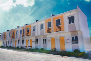 Affordable Row House for Sale in Compostela, Cebu