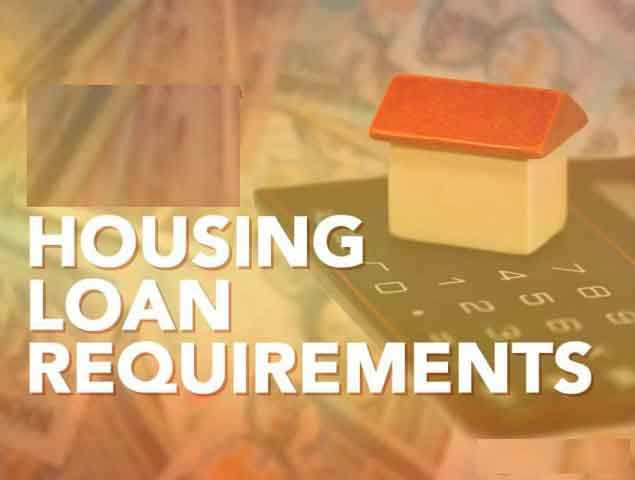 Requirements for Loan Applications PAG-IBIG & BANK