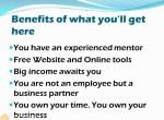 25-benefits