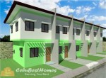 affordable townhouse for sale in lapulapu, cebu