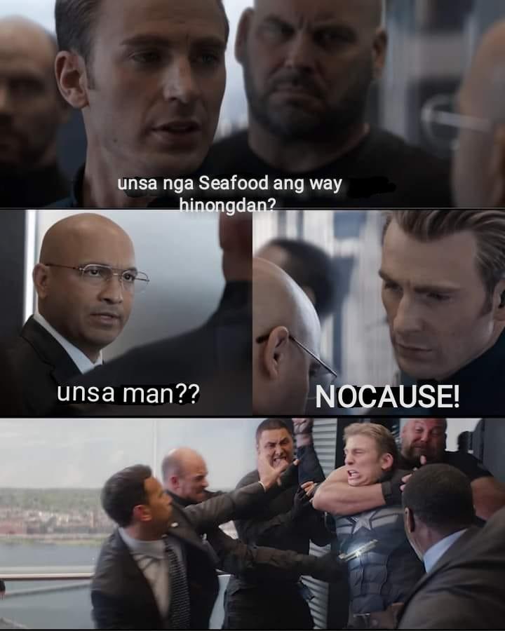 New Captain America Meme Highlights Visayan Humor Cebu Daily News