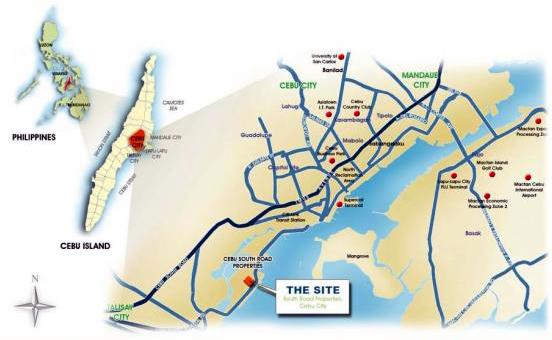 sanremo oasis at city di mare cebu