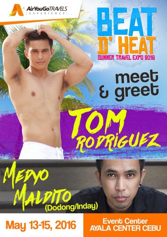Air You Go Travels Beat D' Heat Summer Travel Expo 2016 in Cebu | Cebu Finest