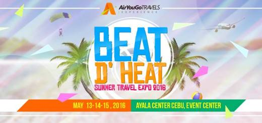 Air You Go Travels Beat D' Heat Summer Travel Expo 2016 in Cebu | Cebu Finest