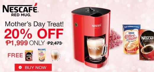 Nescafé celebrates Mother's Day with a Red Mug Treat   Cebu Finest