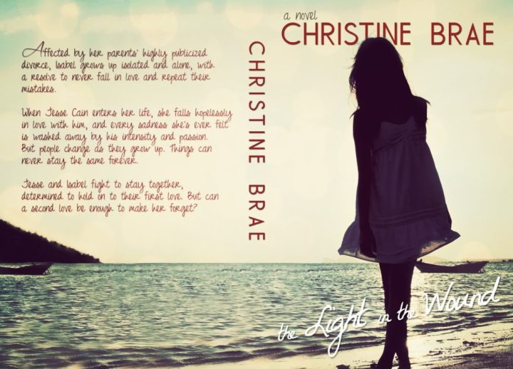 """""""The Light in the Wound"""" by Christine Brae (A Book Review) 