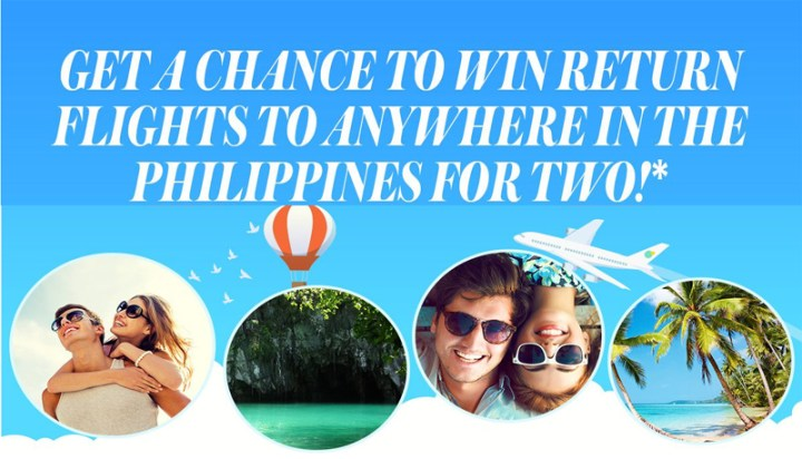 Skiddoo Philippines gives you a chance to win free flights for two!   Cebu Finest