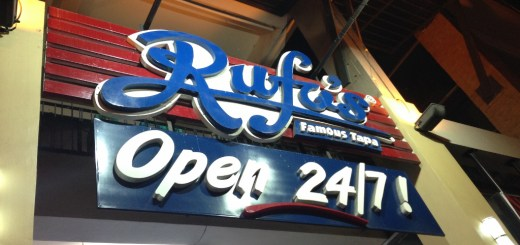 Ay, sauce nalang! A gastronomic adventure at Rufo's | Cebu Finest